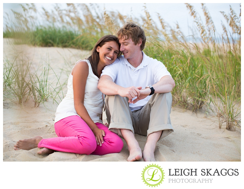 Virginia Beach Engagement Photographer ~Rebecca & Chris are getting Married!~