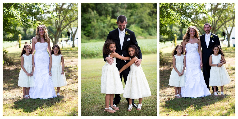 Eastern Shore Wedding Photographer ~Mimi & Jason are Married!~