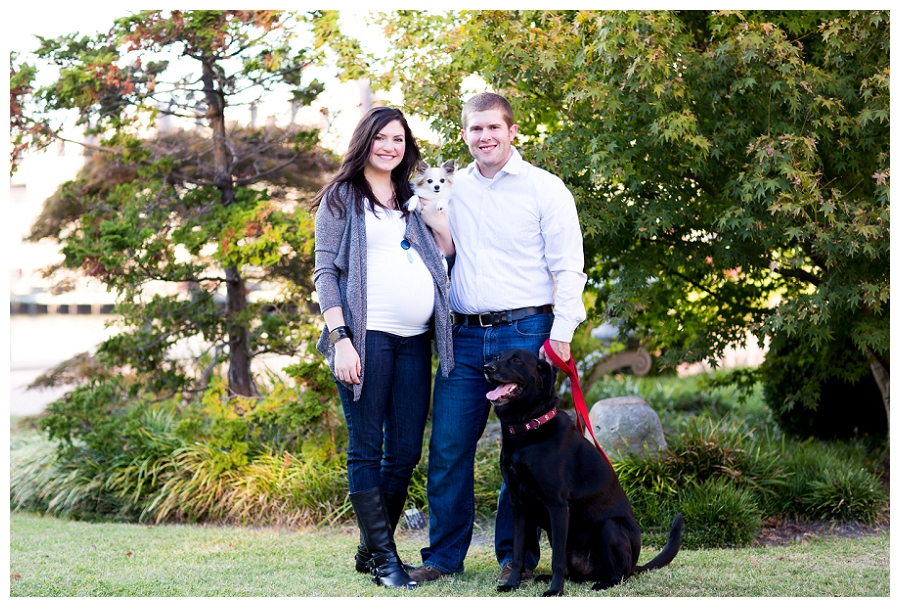 Norfolk Maternity Photographer ~Emily & Brian are having a Baby~