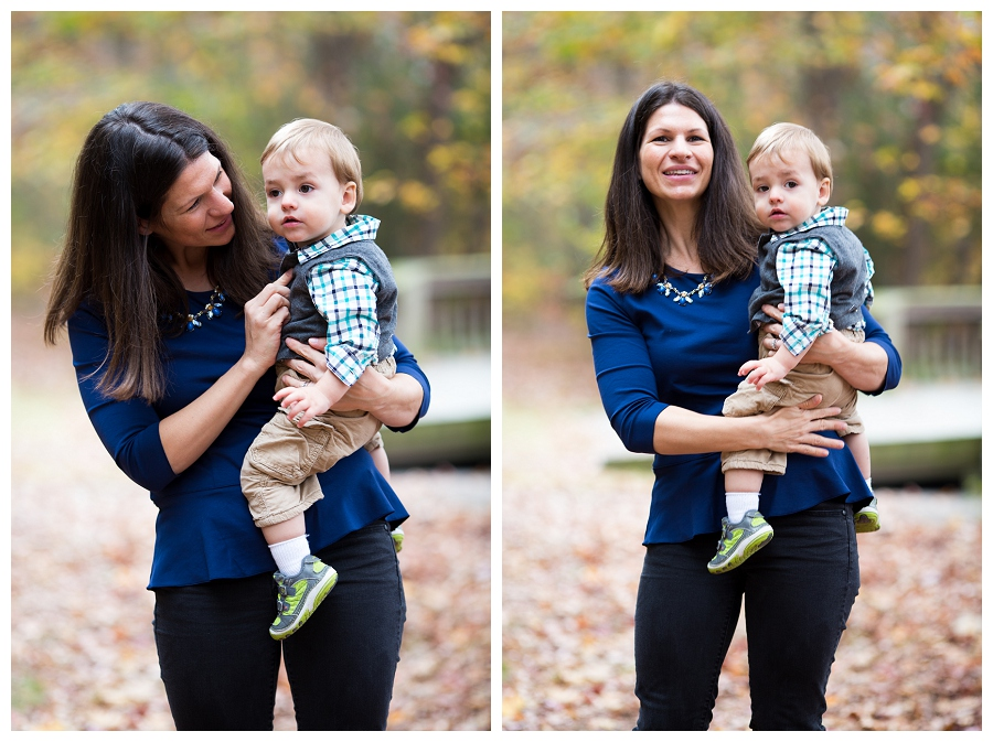 Chesapeake Family Portrait Photographer ~Christina, Aaron & Gavin~