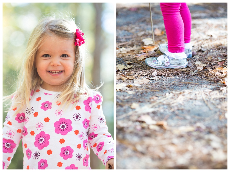 Chesapeake Family Photographer ~Kacie, Don & Molly...and Kacies Parents, too!~