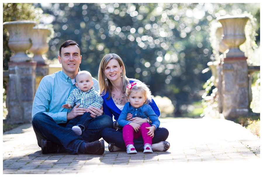 Norfolk Family Portrait Photographer ~Katie, Jason, Avery & Jack~
