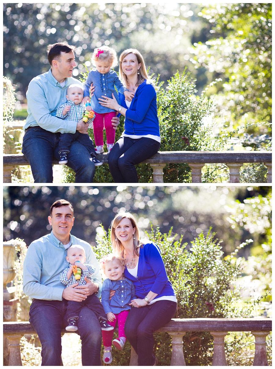 Norfolk Family Portrait Photographer ~Katie, Jason, Avery & Jack~