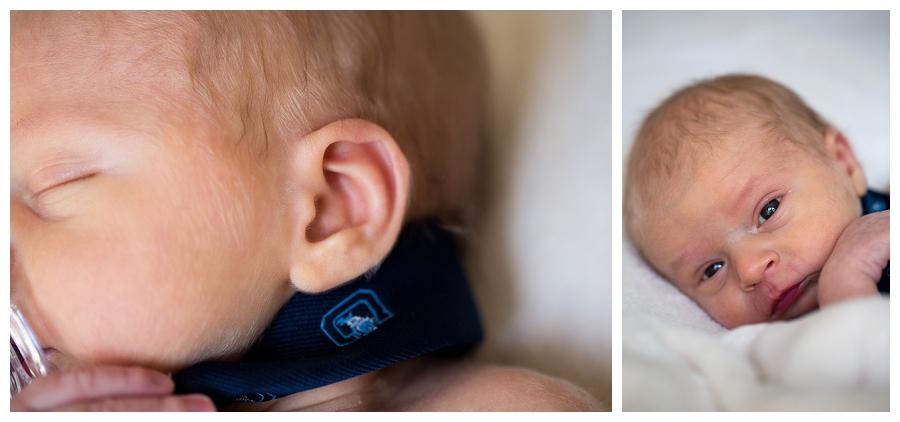 Norfolk Newborn Photographer ~Welcome to the World, Scott!~