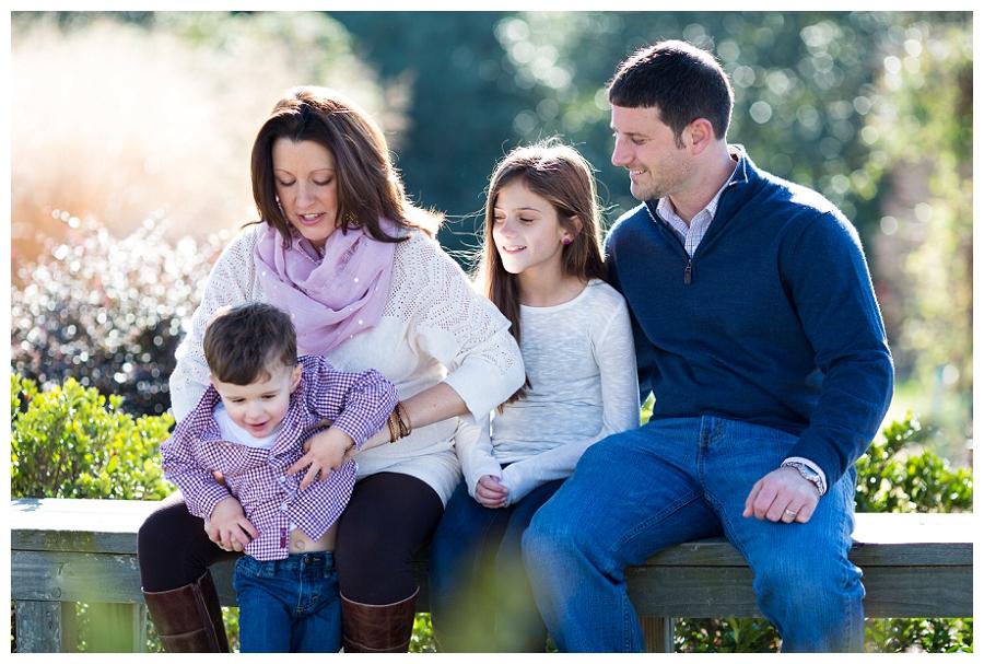 Norfolk Family Portrait Photographer ~Amy, Tripp, Maddi & Jackson~