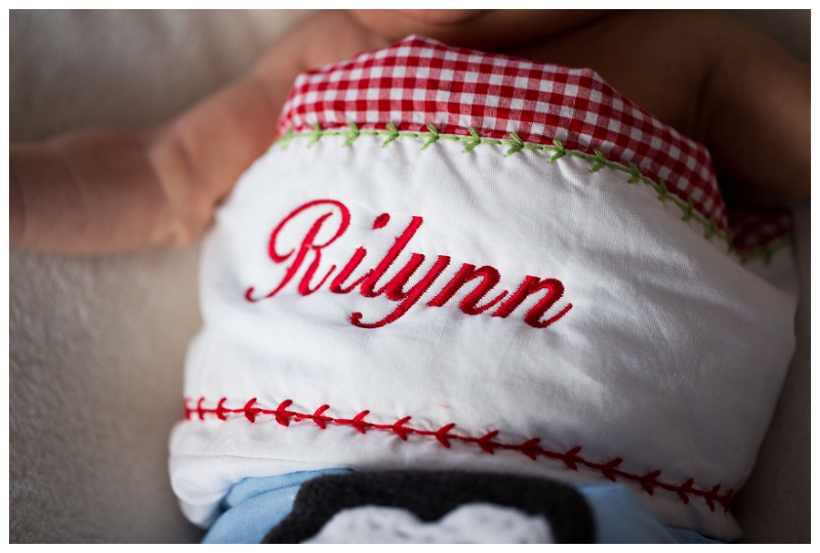 Norfolk Newborn Photographer ~Welcome to the World Rilynn!~