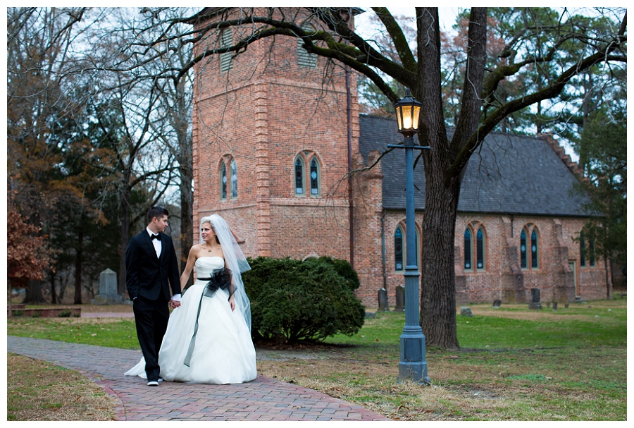 Smithfield & Norfolk Wedding Photographer ~Jessica & Kyle are Married~