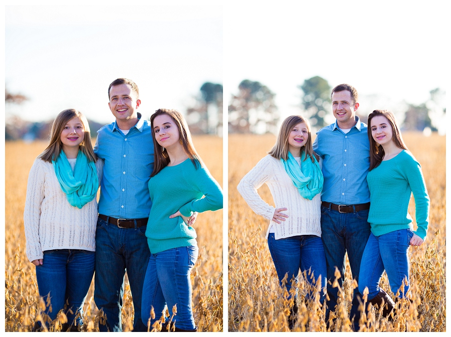 Smithfield Family Portrait Photographer ~Jamie, Dylan, Kasey & Emily~