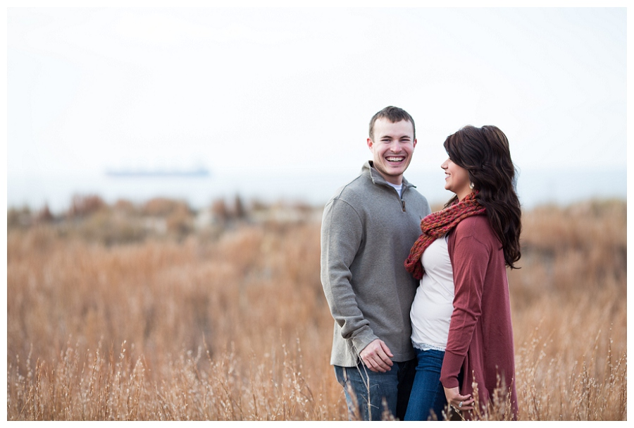 Virginia Beach Engagement Photographer ~Emily & Hunter are Engaged~