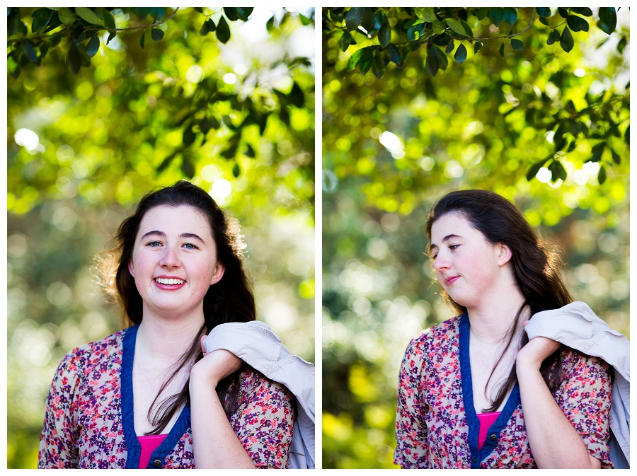 Norfolk Senior and Family Portrait Photographer ~Cassie is a Senior~