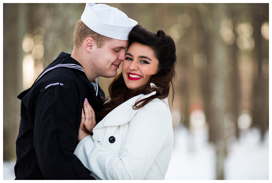 Virginia Beach Engagement Photographer ~Georgia & Alex are getting Married!!~