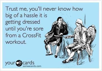 My Crossfit Milestone...and why I freakin Love Crossfit!!