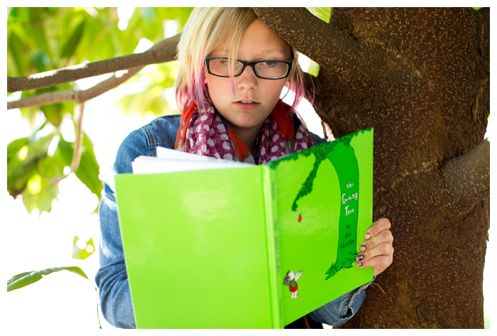 Norfolk Teen Photographer -The Giving Tree…-