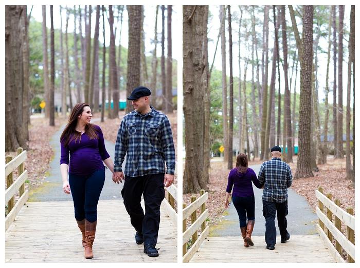 Virginia Beach Maternity Photographer Jennifer & Cory are Having a Baby!!