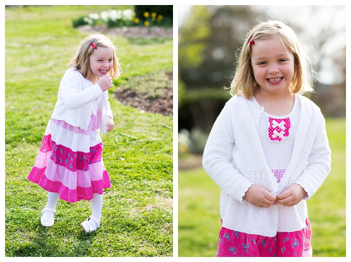 Norfolk Family Portrait Photographer  Spring Family Portraits