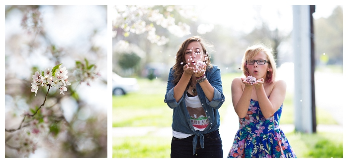 Norfolk Teen Portrait Photographer  Morgan & Aislinn