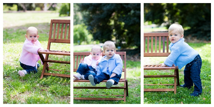 Norfolk Childrens Portrait Photographer  These Twins are Almost 1!!!