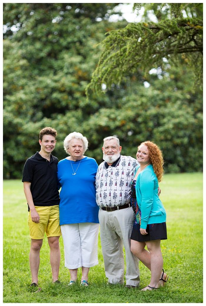 Norfolk Portrait Photographer  The Hannigan Family