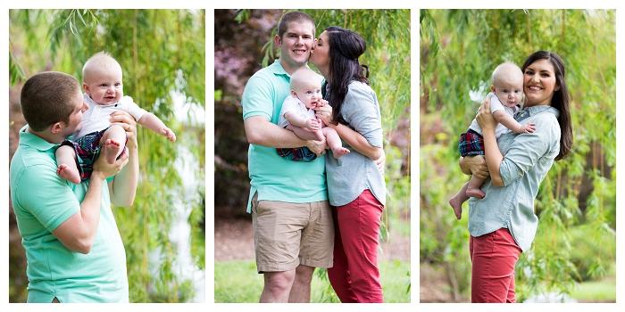Norfolk Family Portrait Photographer  Baby Scott is 6 Months old