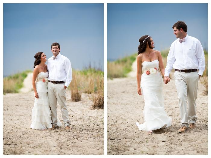 Virginia Beach Wedding Photographer  Ashley & Blake are Married