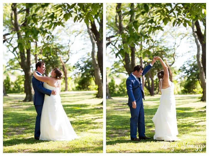 Eastern Shore Wedding Photographer  Katie & Coleman are Married!!