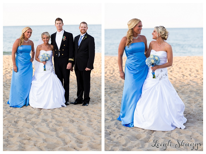 Virginia Beach Wedding Photographer  Ashley & Taylor are Married