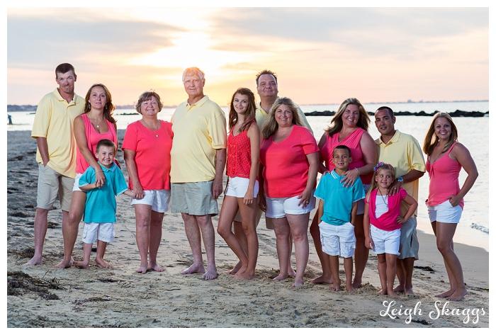 Norfolk Family Portrait Photographer  The Floyd Family