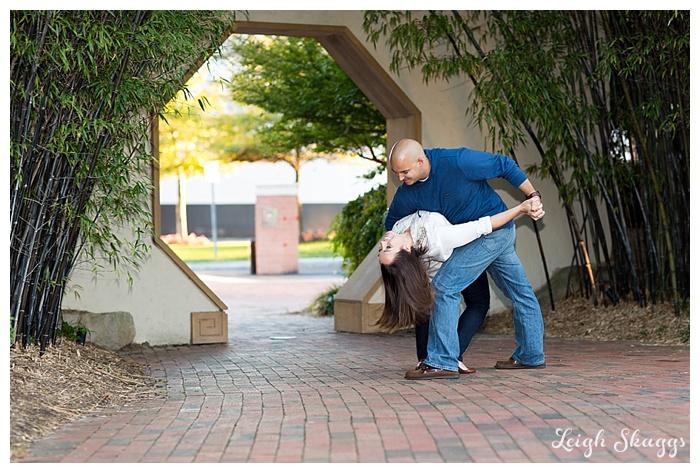 Freemason Norfolk Engagement Photographer  Krista & Andy are Engaged!!