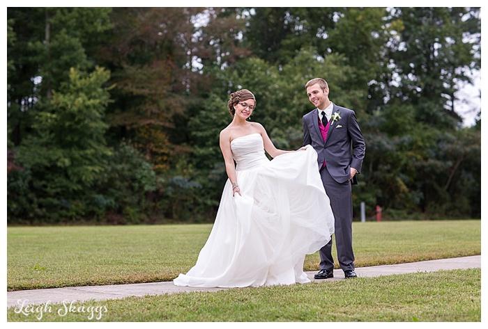 Yorktown Wedding Photographer  Rachel & Joshua are Married!!