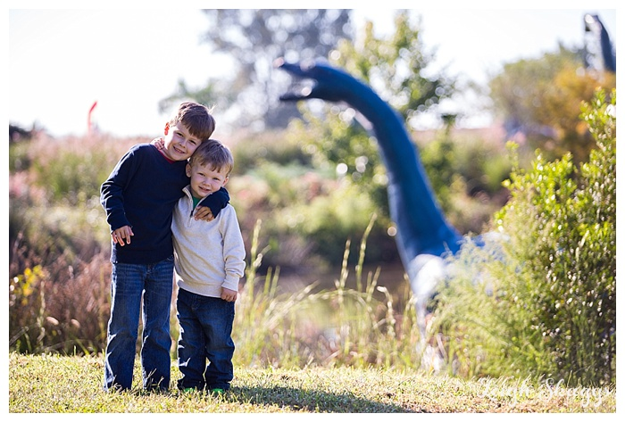 Pungo Family Portrait Session -Dinosaurs are after us!!-