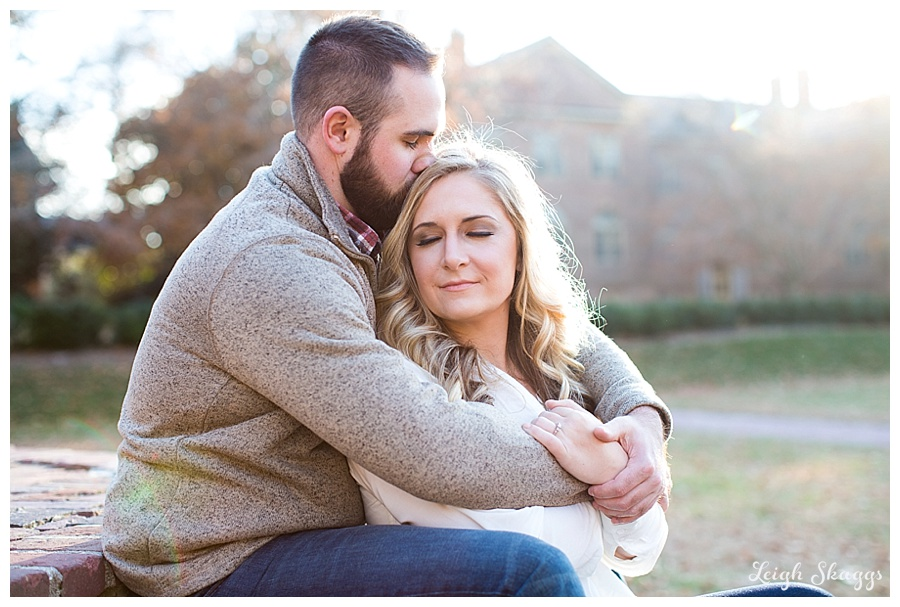 Williamsburg Engagement Photographer -Erin & DJ are Engaged!!-
