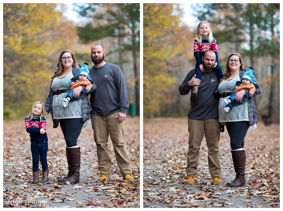 Chesapeake Family Portrait Photographer  The Thacker Family Rocks!!