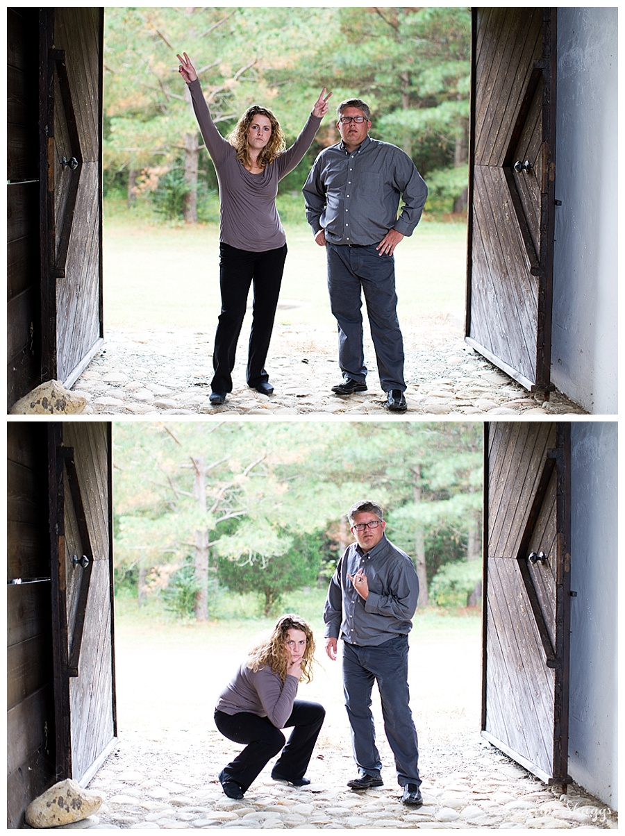 Behind the Scenes of Leigh Skaggs Photography 2014 Part III