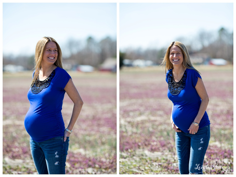 Maternity session in Pungo Virginia with one of my Favorite Families!