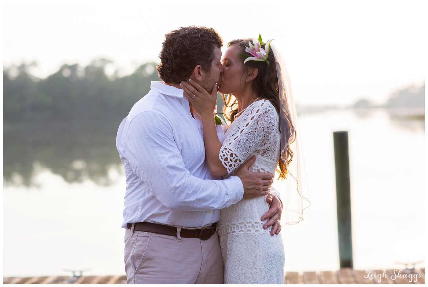Ruth and Morgan are Married!  A Sneak Peek from their Cape Charles Eastern Shore Wedding!!