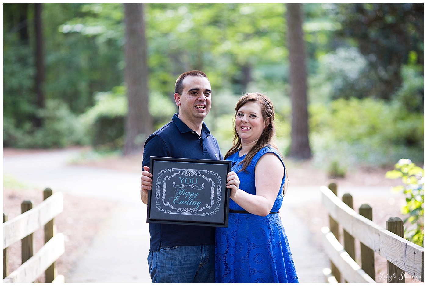 Lorraine and Jeremy are getting Married!  A Red Wing Park Engagement session!