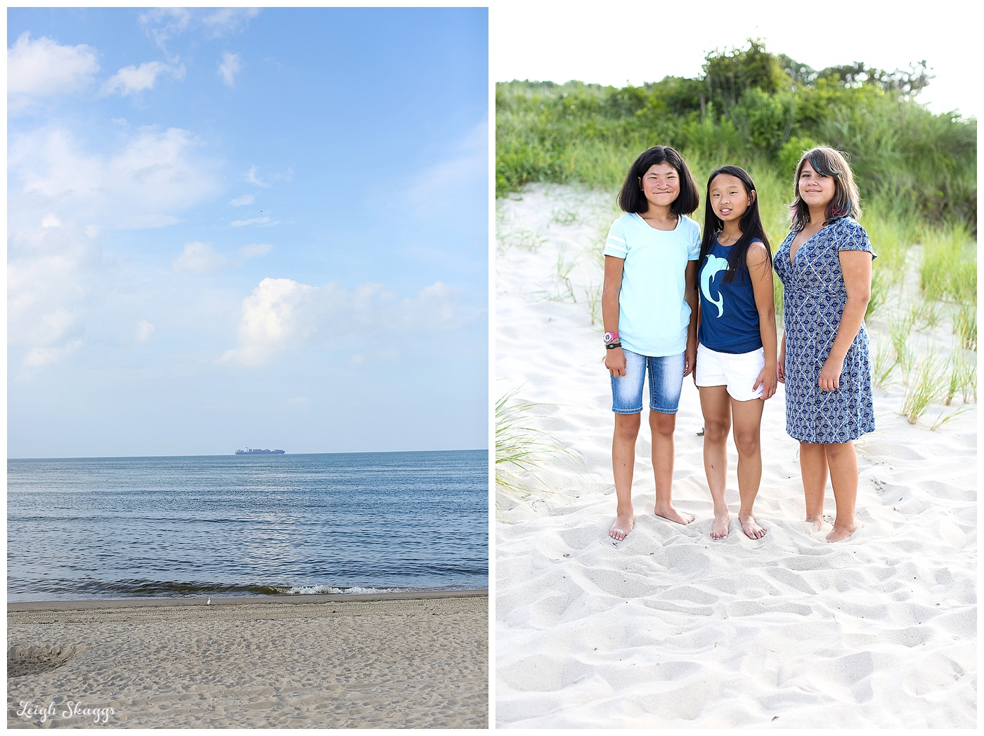 Fin and her Friends take on Ocean View Virginia!