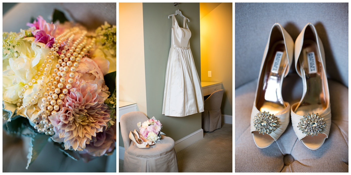 Emily and Anthony are Married!  Their Portsmouth Womens Club Brunch Wedding Sneak Peek!