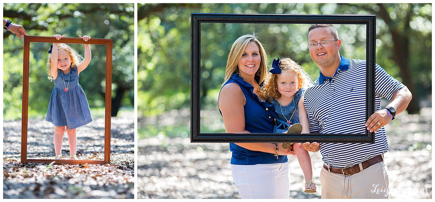 Fun Family Portrait session in Norfolk Virginia!