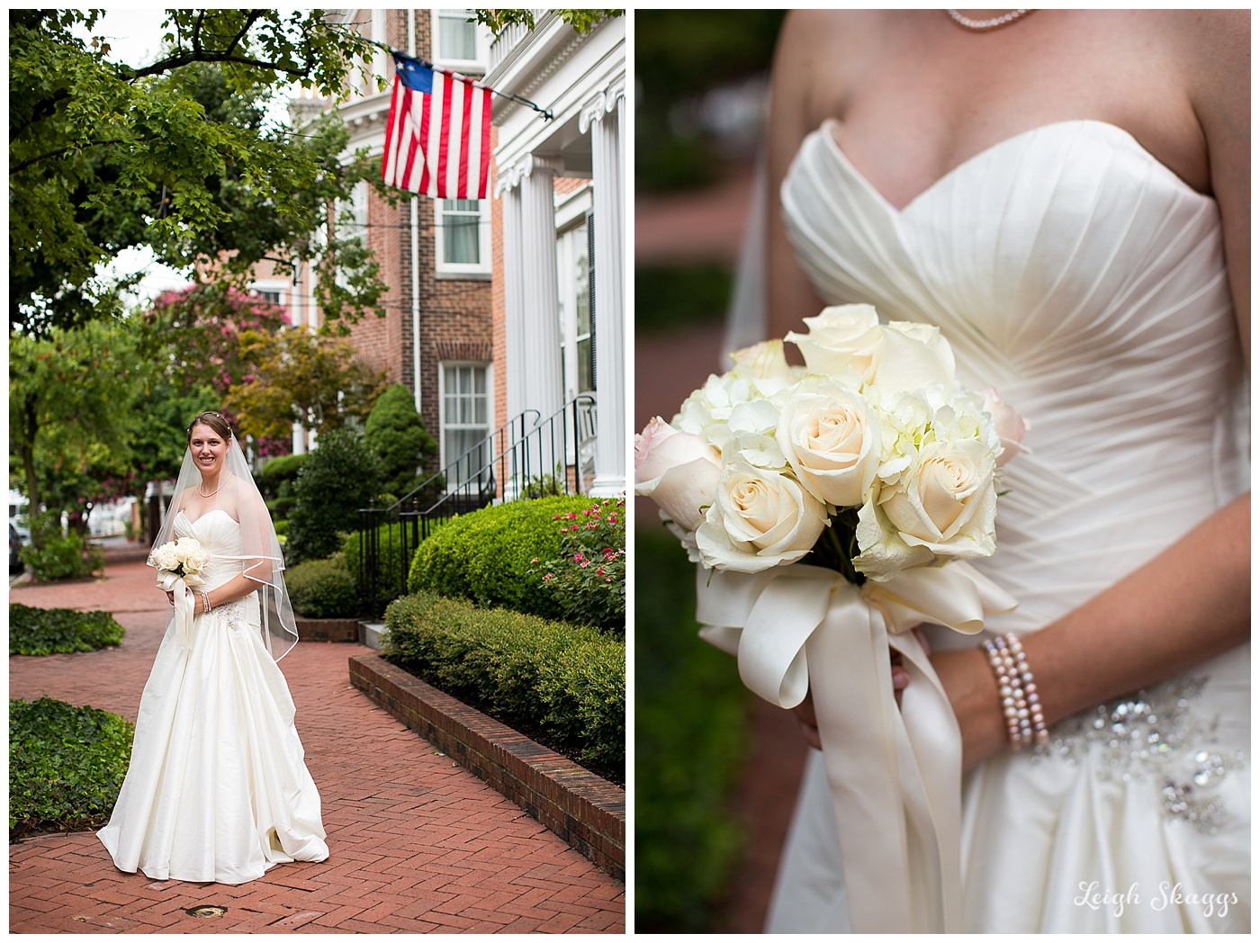 Amber and Alex are Married!!  A Freemason Inn Bed and Breakfast wedding in Norfolk Virginia!
