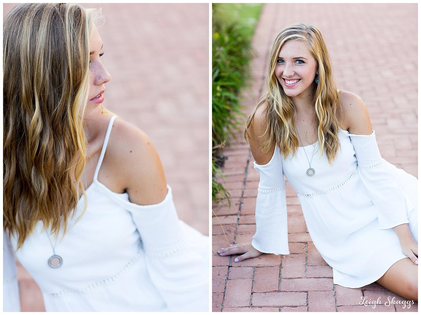 Natalie is a Senior!!  An East Beach Senior Portrait session!