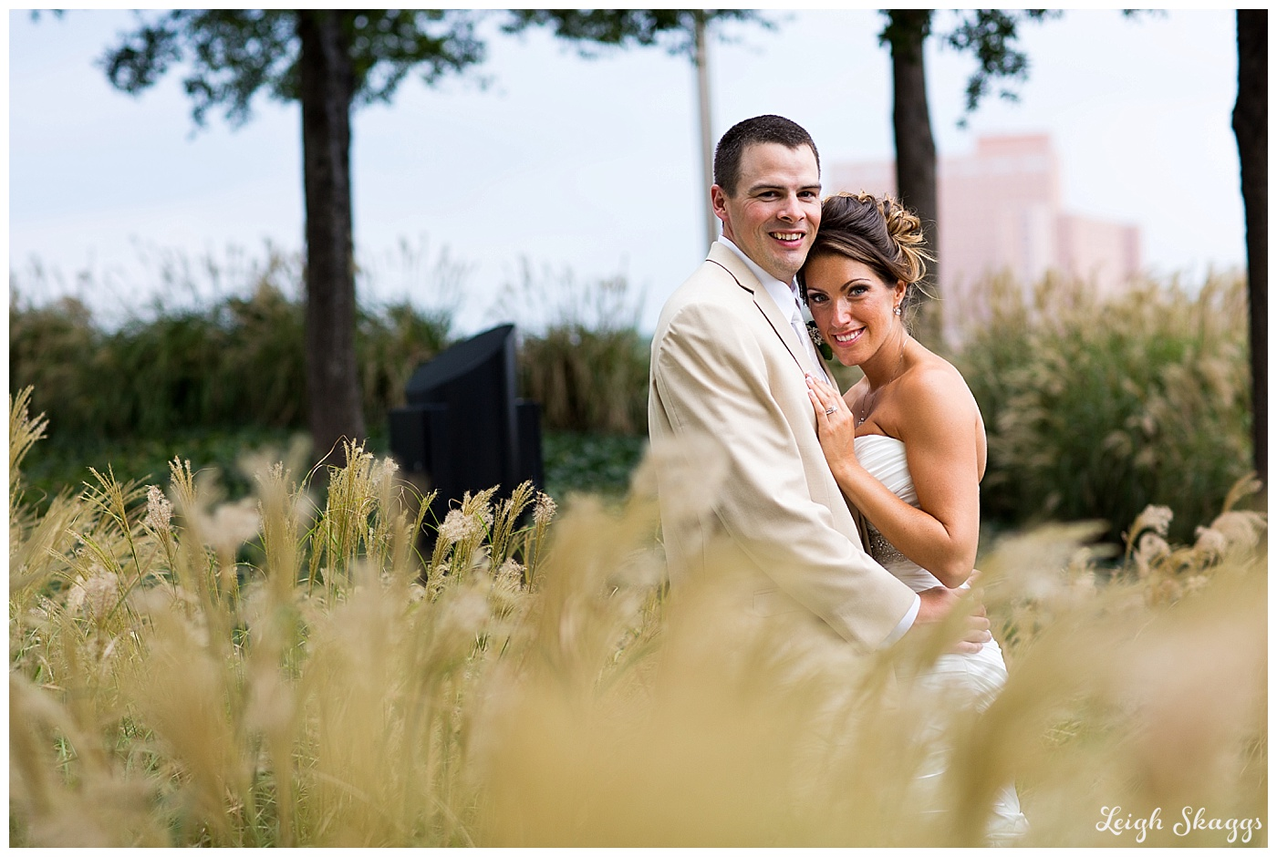 Tracey & Richard are Married!!  Their Half Moone Cruise and Celebration Center Sneak Peek!