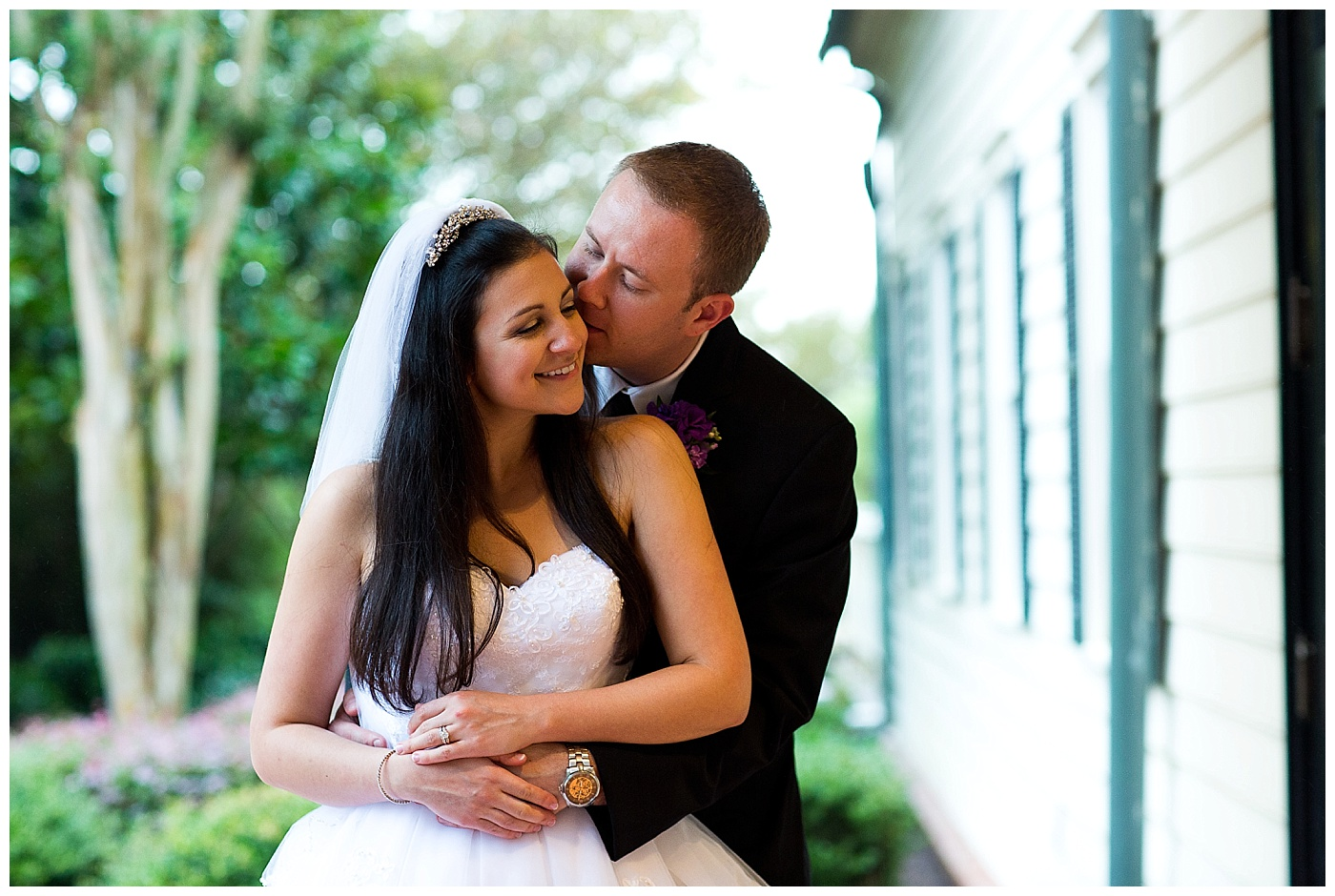 Amanda & Bill are Married!!  Their Ford's Colony Country Club Sneak Peek!