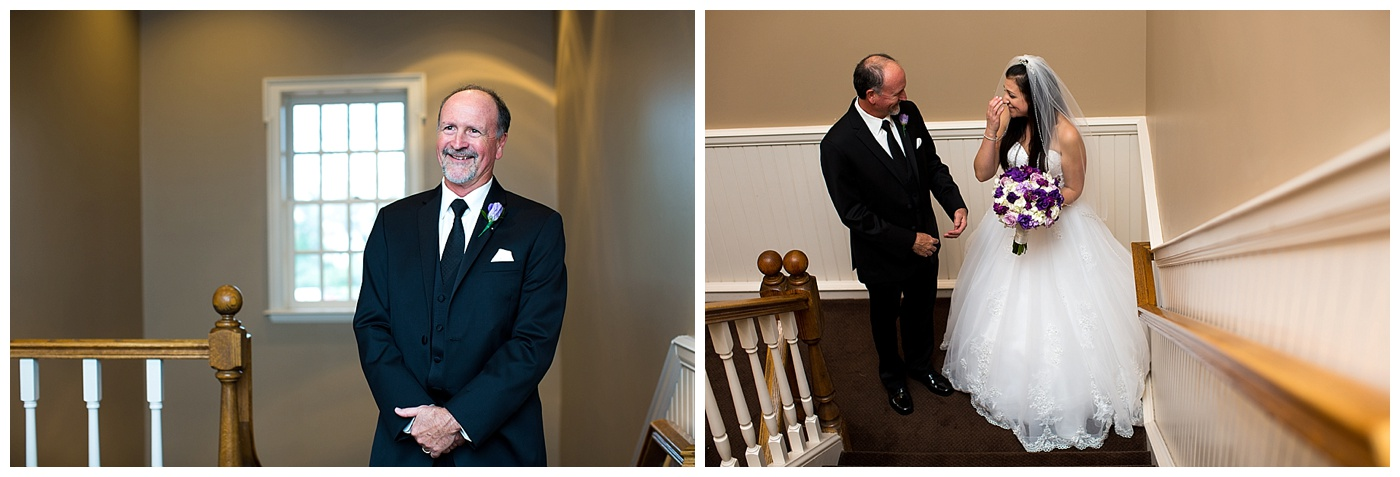 Amanda & Bill are Married!!  A Fords Colony Country Club wedding in Williamsburg Virginia!
