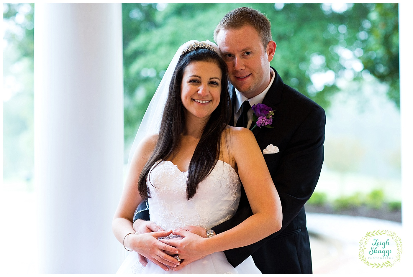 Amanda & Bill are Married!!  A Ford's Colony Country Club wedding in Williamsburg Virginia!