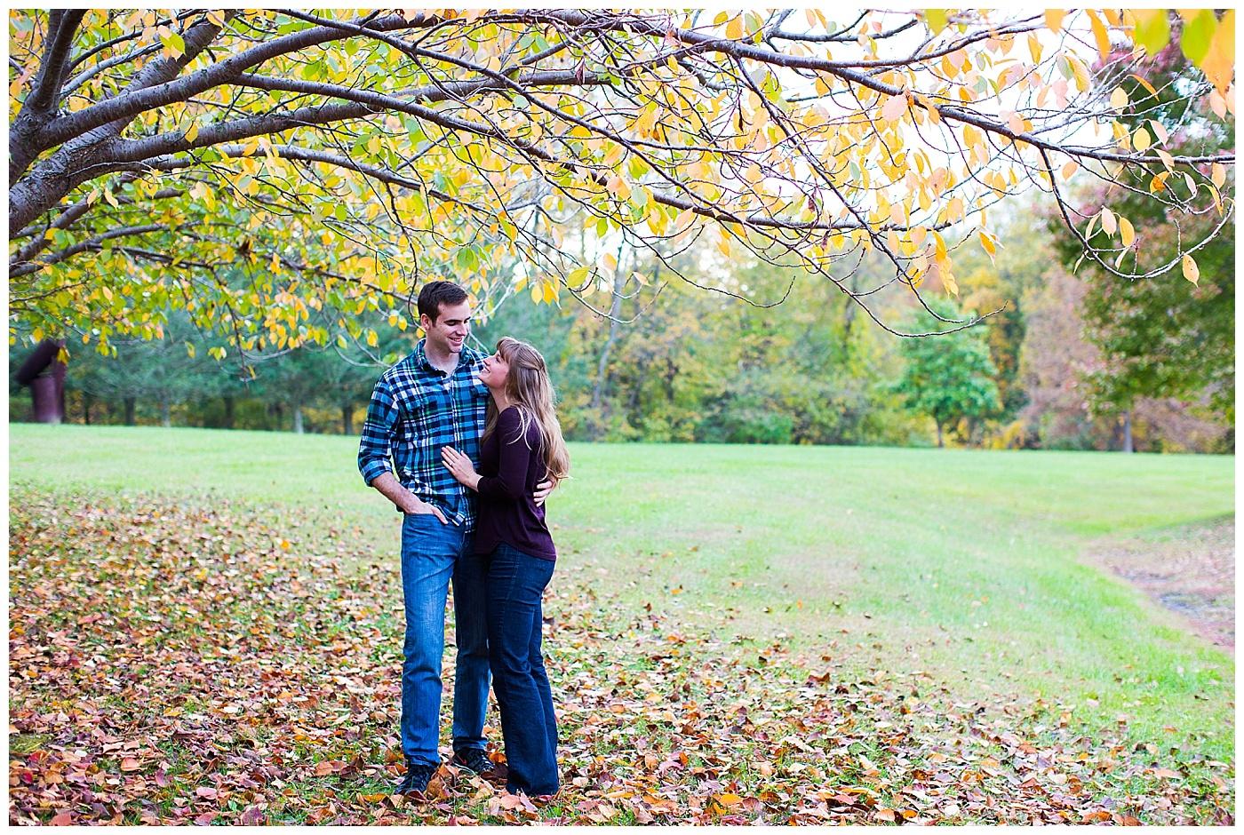 Colleen & David | Quiet Waters Park Engagement