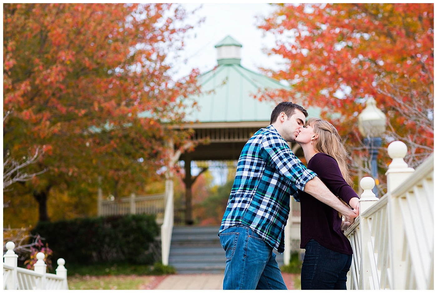 Colleen & David | Quiet Waters Park Engagement