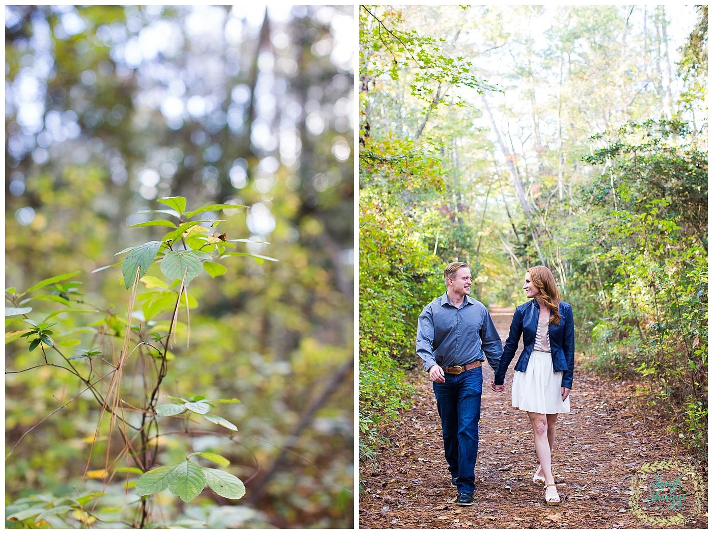 Jamie & Ryan | First Landing Park Couple Session