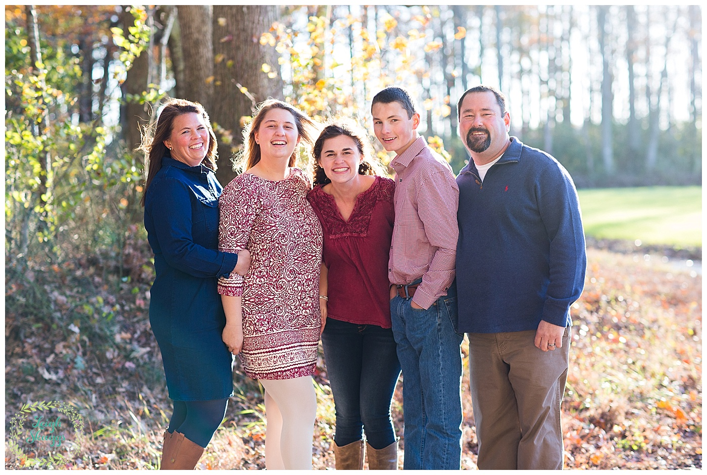 The Gentry Family  Family Portrait Photography