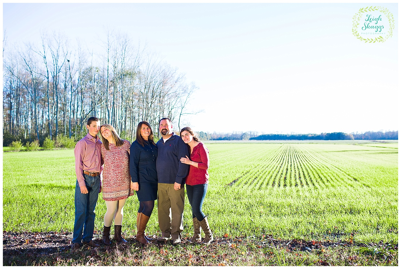 The Gentry Family| Family Portrait Photography